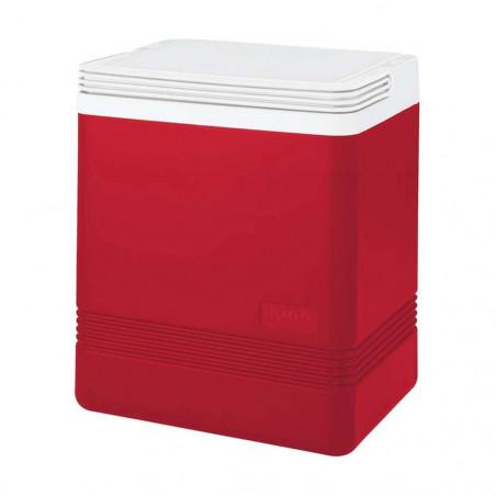 Igloo Coolers LEGEND 24 roja - Nevera rígida portátil