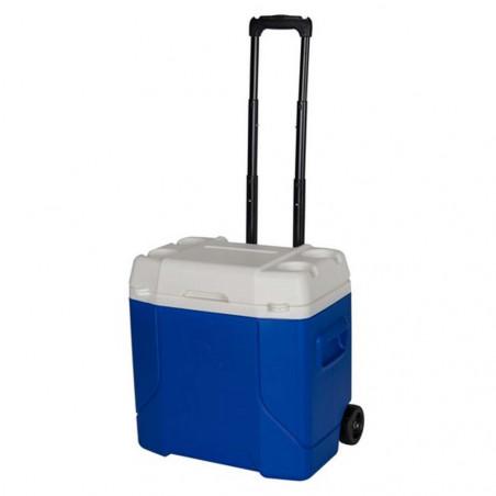 Igloo Coolers PROFILE ROLLER 30 azul - Nevera rígida con ruedas
