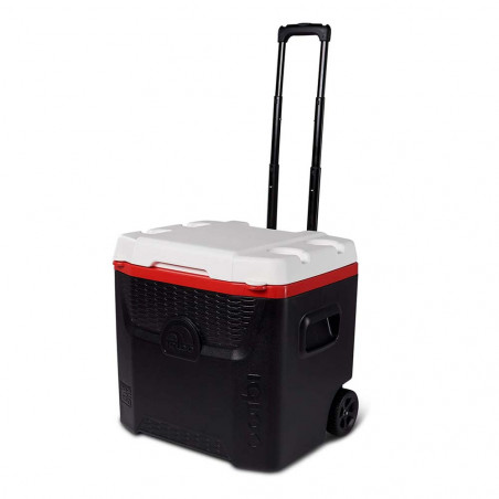 Igloo Coolers QUANTUM ROLLER 52 - Nevera rígida con ruedas
