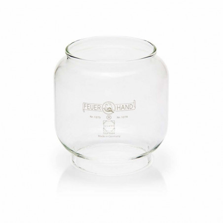 Cristal transparente para lámpara Feuerhand 276