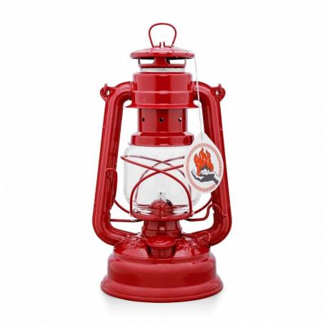 Feuerhand Baby Special 276 roja rubí - Lámpara de Petróleo vintage