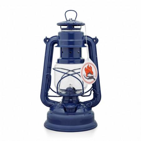 Feuerhand Baby Special 276 azúl cobalto - Lámpara de Petróleo vintage
