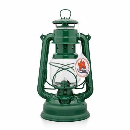 Feuerhand Baby Special 276 verde musgo - Lámpara de Petróleo vintage