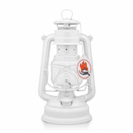 Feuerhand Baby Special 276 blanco puro - Lámpara de Petróleo vintage