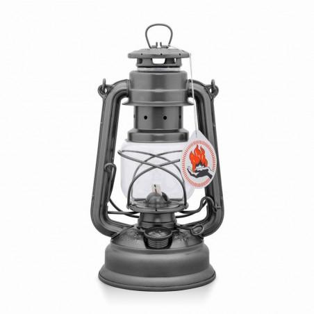 Feuerhand Baby Special 276 acero brillante - Lámpara de Petróleo vintage