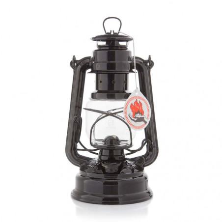 Feuerhand Baby Special 276 negro profundo - Lámpara de Petróleo vintage