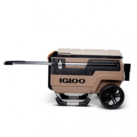 Igloo TRAILMATE JOURNEY 70 - Nevera rígida con ruedas
