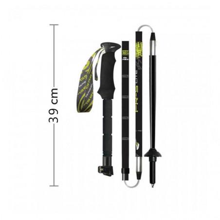 Gabel FR-5 FL LITE XTS - Bastones plegables de trekking y esquí de travesía