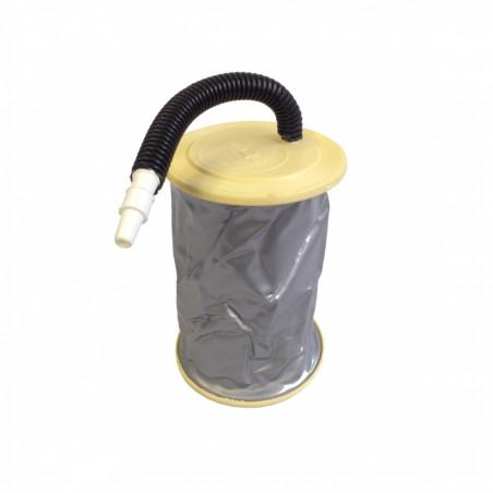 Hinchador de fuelle de mano M-3 - Beige