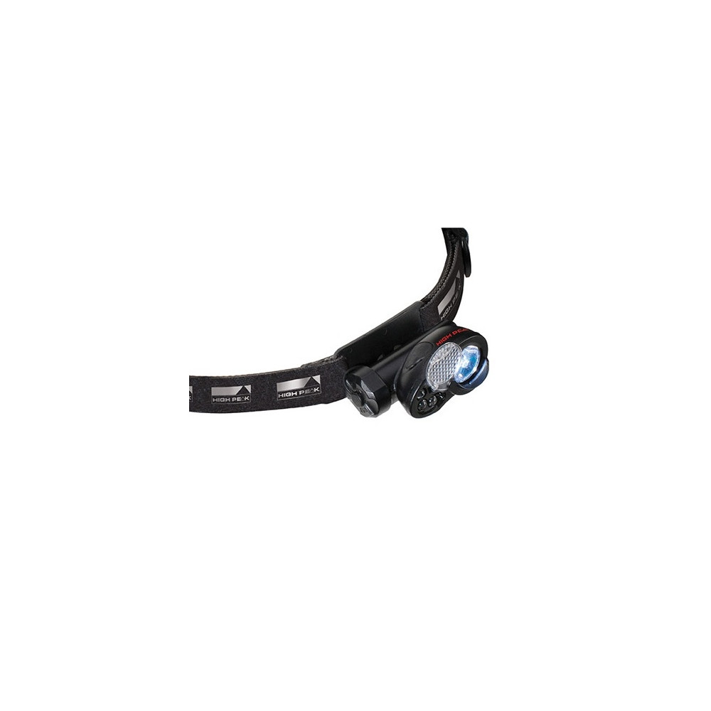 Linterna frontal HEADTORCH TRECK&RUN II