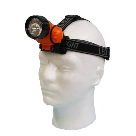 Linterna frontal CAMP LIGHT 1 W + 5 LEDs