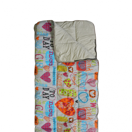 Saco de dormir Hosa JUNIOR SWEET LOVE estampado