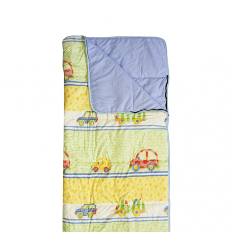 Saco de dormir Hosa JUNIOR CARS estampado