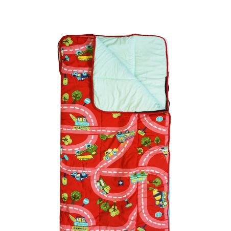 Saco de dormir Hosa JUNIOR ROAD estampado