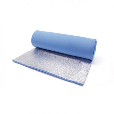 Esterilla aislante OZTrail CAMPER DELUXE SILVER - azul