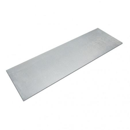 Esterilla aislante de espuma aluminizada FORREST HUNT - gris y plata