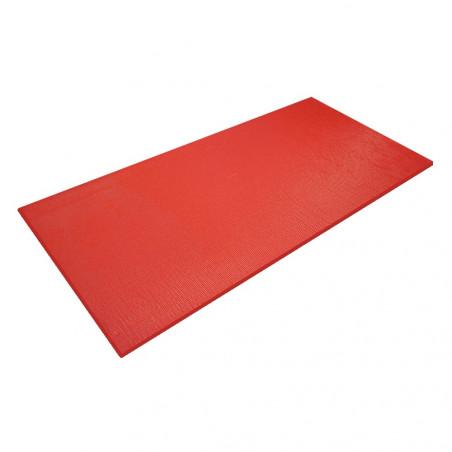 Esterilla aislante de espuma grabada CAMP EXPERT XL - roja