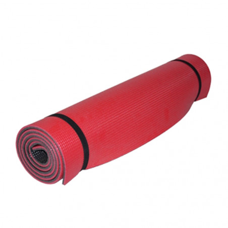 Esterilla aislante de espuma grabada HOSA CAMP EXPERT XL 180 - roja