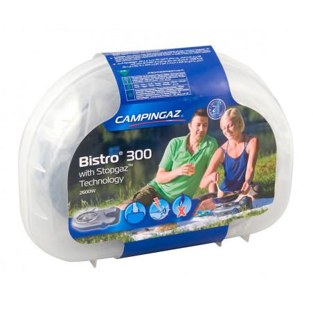 Cocina de gas Campingaz BISTRO 300™ con un quemador