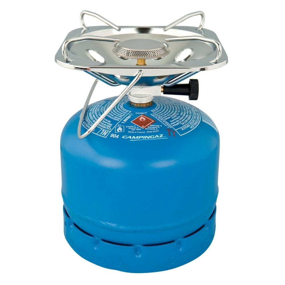 Cocina de gas Campingaz SUPER CARENA R de 1 quemador