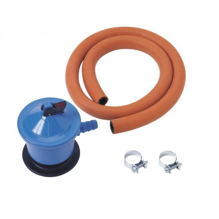 Kit Regulador de gas Campingaz 30 g (con válvula de seguridad)