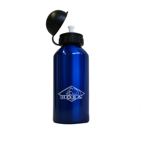 Botella cantimplora HOSA ALUMINIO BIKE 500 ml – azul