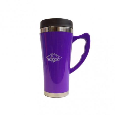 Vaso HOSA COFFEE TERMO 0,5L lila