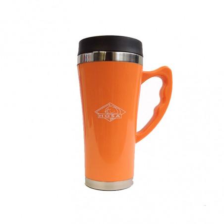 Vaso HOSA COFFEE TERMO 0,5L naranja
