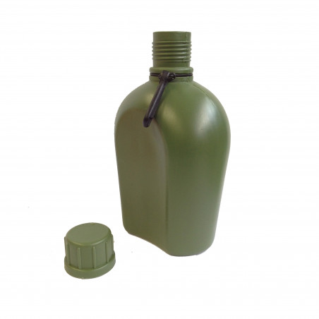Rockwest Army Flask 1 Litro verde - Cantimplora