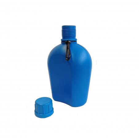 Rockwest Army Flask 750 ml azul - Cantimplora