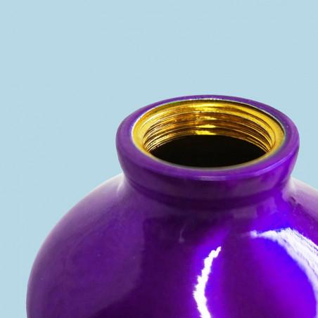 Botella cantimplora HOSA ALUMINIO 0,75L - lila