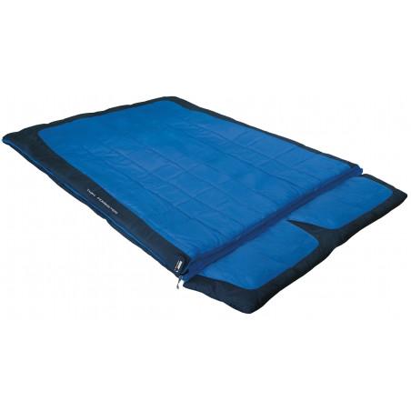 Saco de dormir High Peak TWIN FORESTER - azul