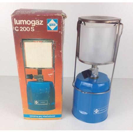 Recambio vidrio RECTO M lámpara de gas Campingaz®