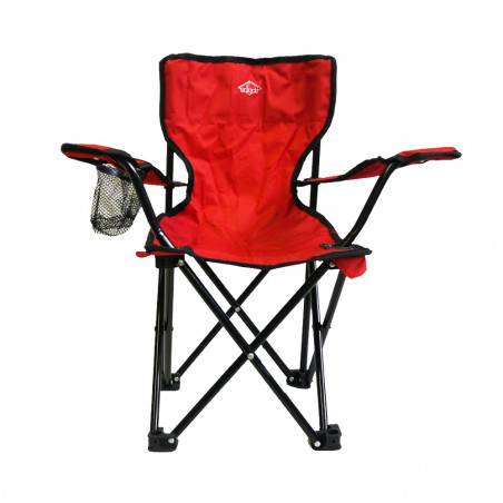 Silla plegable infantil HOSA JUNIOR - roja