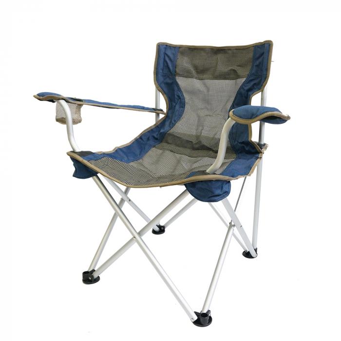 Silla plegable alta hosa luxe chair 83 cm con reposabrazos - Silla alta plegable ...
