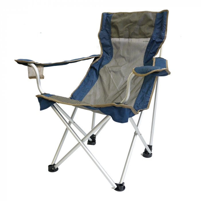 Silla plegable alta hosa luxe chair xl 98 cm con - Silla alta plegable ...