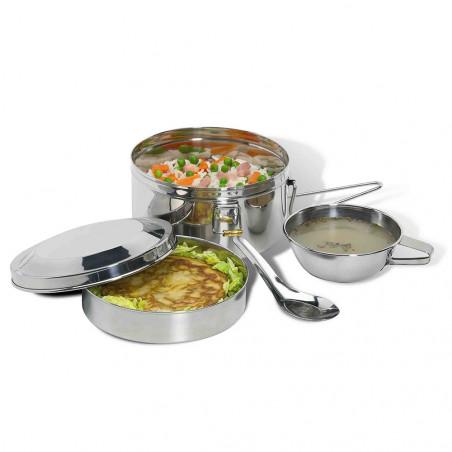 Kit de cocina Hosa FIAMBRERA REDONDA MULTI-SET - acero inox