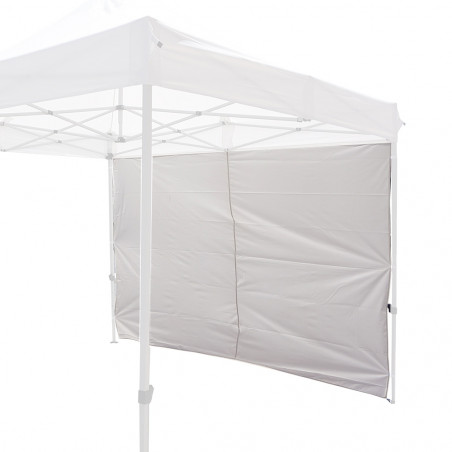 Pared lateral 3 mt. CARPA PLEGABLE 2X3 Y 3X3 - blanca