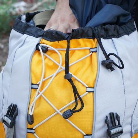 Mochila de trekking Setmil CUMBRE 40 - amarilla