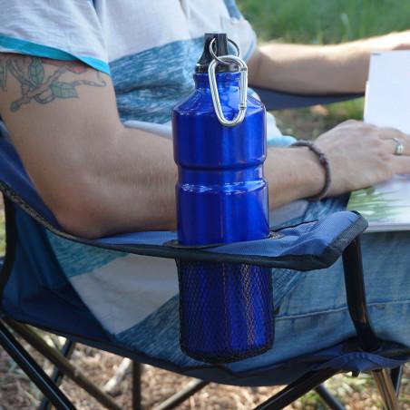 Botella cantimplora HOSA ALUMINIO 0,75L - azul