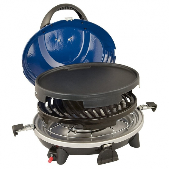 Campingaz 3 EN 1 hornillo barbacoa plancha de gas (cartucho CV300)
