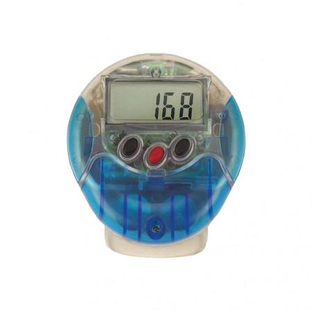 Podómetro-reloj Hosa - azul