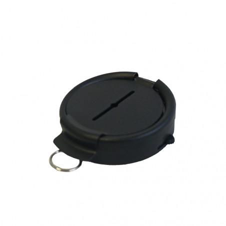 Brújula de bolsillo AVENTURA POCKET COMPASS - negra