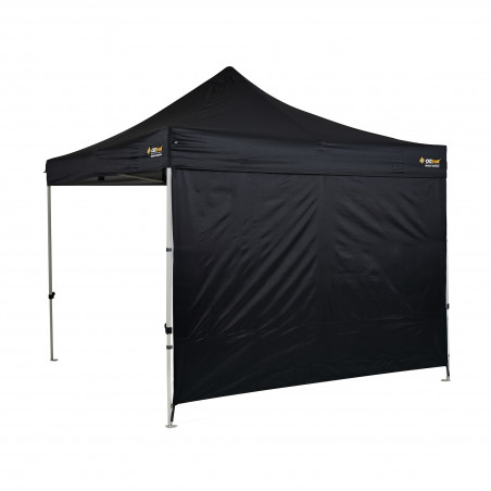 Pared para carpa OZtrail GAZEBO H/DUTY SOLID WALL 3.0 – negra
