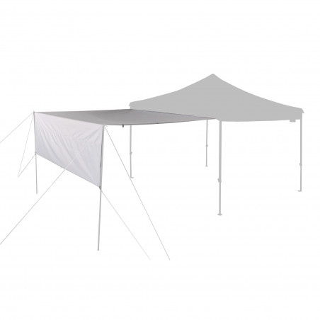 Pared multifunciones para carpa OZtrail GAZEBO MULTIPURPOSE WALL AWNING 3.0 – blanca