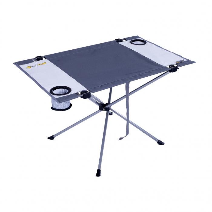 Mesa Plegable Multiusos.Mesa Plegable Multiusos Oztrail Leisure Table Azul