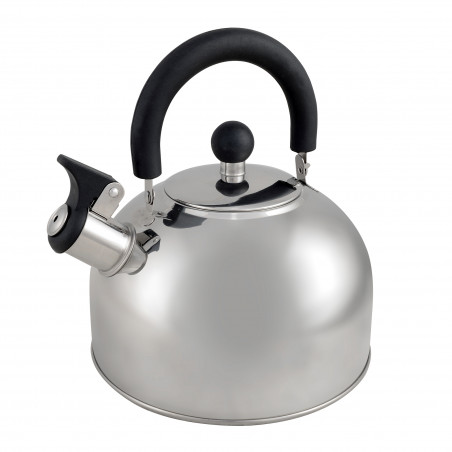 Tetera OZtrail WHISTLING KETTLE 2,5L - acero inoxidable