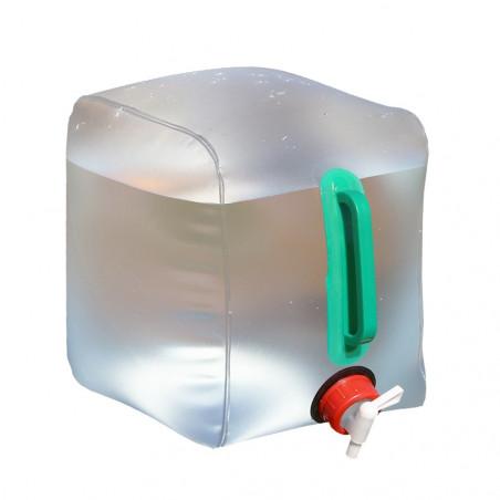 OZtrail Collapsible Water Carrier 10 Litres – PVC - Bidón plegable con grifo