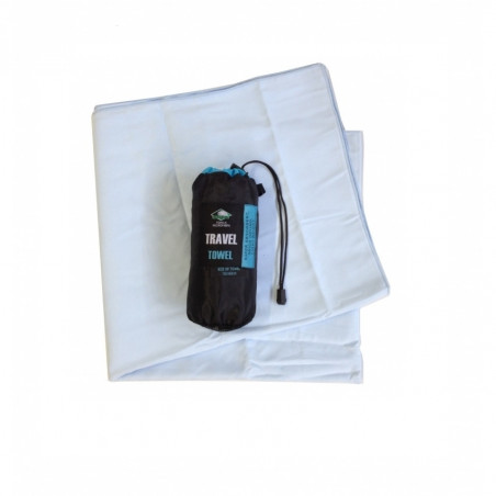 Toalla de manos Hosa MICROFIBRA 40 X 80 CM - azul