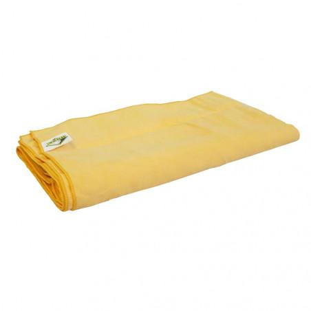 Toalla grande Hosa MICROFIBRA 140 X 70 CM - amarilla